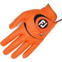 FootJoy Men's Spectrum Golf Glove - Orange