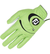 Men's Spectrum Golf Glove - Lime