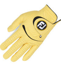 Men's Spectrum Golf Glove - Yellow