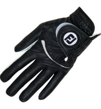 Women's Spectrum Golf Glove - Black