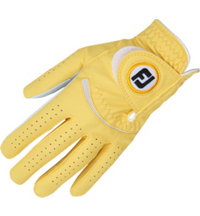 Women's Spectrum Golf Glove - Yellow