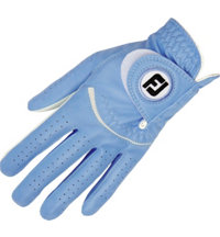 Women's Spectrum Golf Glove - Ocean Blue