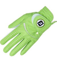 Women's Spectrum Golf Glove - Lime
