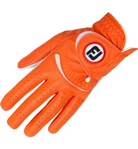 Women's Spectrum Golf Glove - Orange