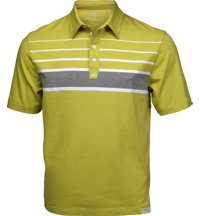Men's Piston Short Sleeve Polo