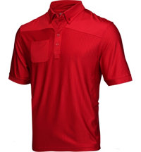 Men's Valve Short Sleeve Polo