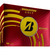 BRIDGESTONE Personalized B330-RX Yellow Golf Balls