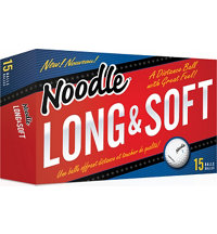 Noodle Long and Soft Golf Balls