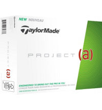 Personalized Project A Golf Balls