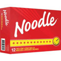 Noodle Long Yellow Personalized Golf Balls