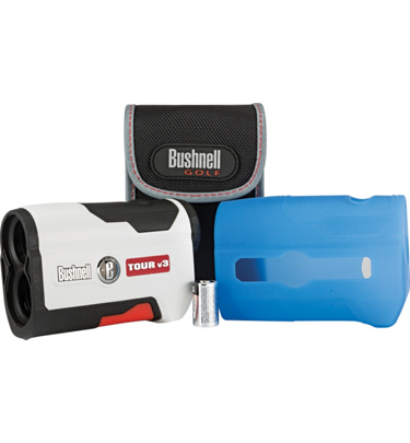 Bushnell 2014 Tour V3 Patriot Pack Rangefinder by