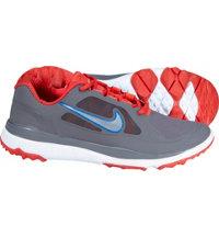 Men's FI Impact Spikeless Golf Shoes - Dark Grey/Crimson/White/Black
