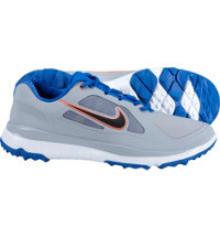 Men's FI Impact Spikeless Golf Shoes - Wolf Grey/Hyper Cobalt/Black