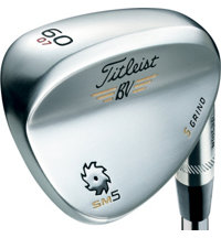 Vokey SM5 Tour Chrome Wedge