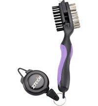 Retractable Cord Universal Brush