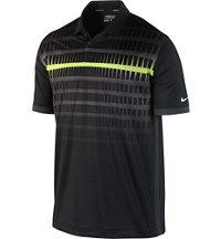 Men's Innovation Speed Stripe Short Sleeve Polo
