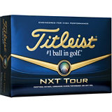 Personalized NXT Tour Golf Balls