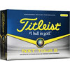 TITLEIST Personalized NXT Tour S Yellow Golf Balls