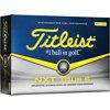 TITLEIST Personalized NXT Tour S Yellow Golf Balls