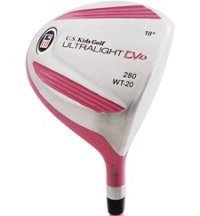 Junior's UL48 DV1 Pink Driver (Ages 6-7)