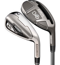 V4.0 4-PW, GW Iron Set with Graphite Shafts