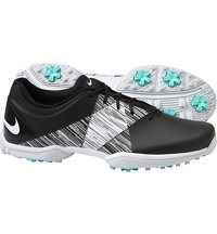 Women's Delight V Golf Shoes - Black/White