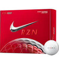 Personalized RZN Red Golf Balls
