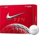 Nike Personalized RZN Red Golf Balls