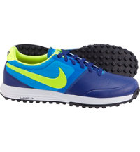 Men's Lunar Mount Royal Spikeless Golf Shoes - Deep Royal Blue/Photo Blue