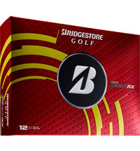 Logo Tour B330-RX Golf Balls