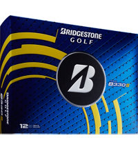 Logo Tour B330-S Golf Balls