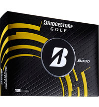 Logo Tour B330 Golf Balls