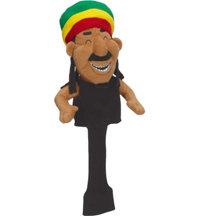 Rasta Man Headcover