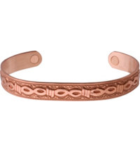 Copper Barb Wristband