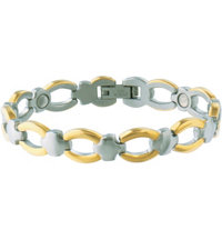 Ladies' Casual Classic Magnetic Bracelet