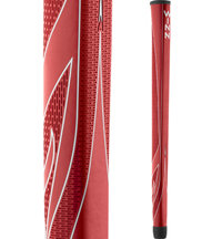 15 Inch Counterbalanced Red Putter Grip