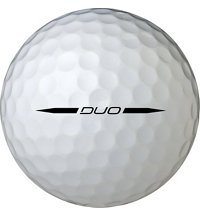 Duo Overrun Golf Balls