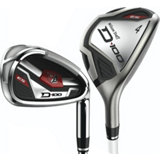 D-100 ES 4-PW, GW Combo Iron Set with Steel Shaft