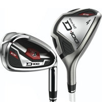 D-100 ES 4-PW, GW Combo Iron Set with Graphite Shafts
