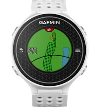 Approach S6 White GPS Watch
