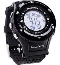Linx Black GPS Watch