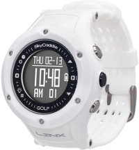 Linx White GPS Watch