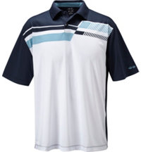 Men's Dry-18 Printed Short Sleeve Polo