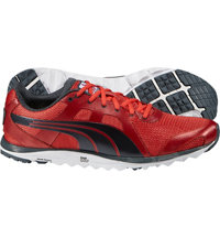 Men's FAAS Lite Mesh 2.0 Spikeless Golf Shoe-Grenadine/Turbulence