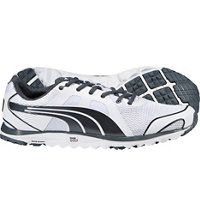 Men's FAAS Lite Mesh 2.0 Spikeless Golf Shoe-White/Turbulence