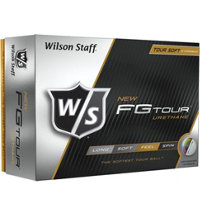 Logo FG Tour Golf Balls