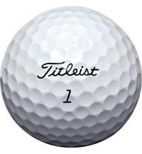 Surlyn Logo Overrun Golf Balls