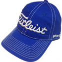 Titleist Logo Contrast Stitch Assorted Cap