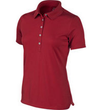 Women's Logo Victory Solid Polo