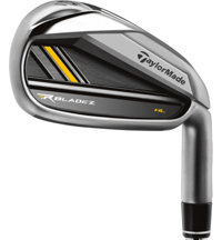 RocketBladez HL 4-PW, AW Iron Set with Graphite Shafts